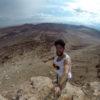 I TRAVEL FOREVER in Valle de la Luna in the Atacama Desert in Chile
