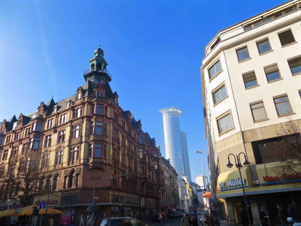 The variety of properties in Frankfurt is very impressive
