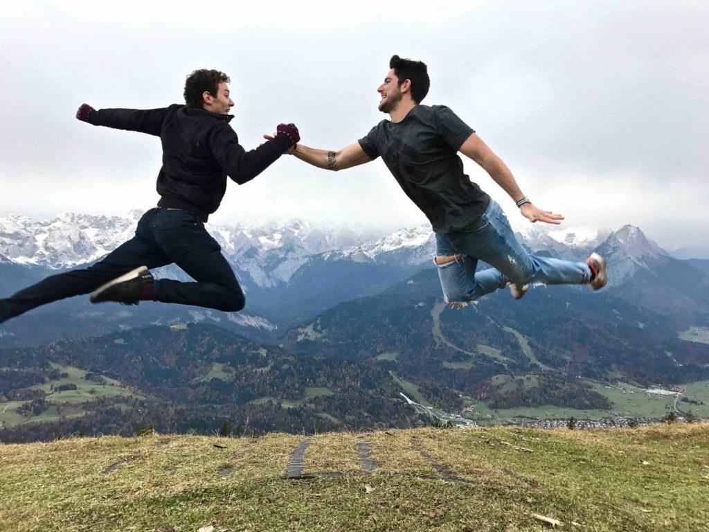 Jumping photo Wankberg