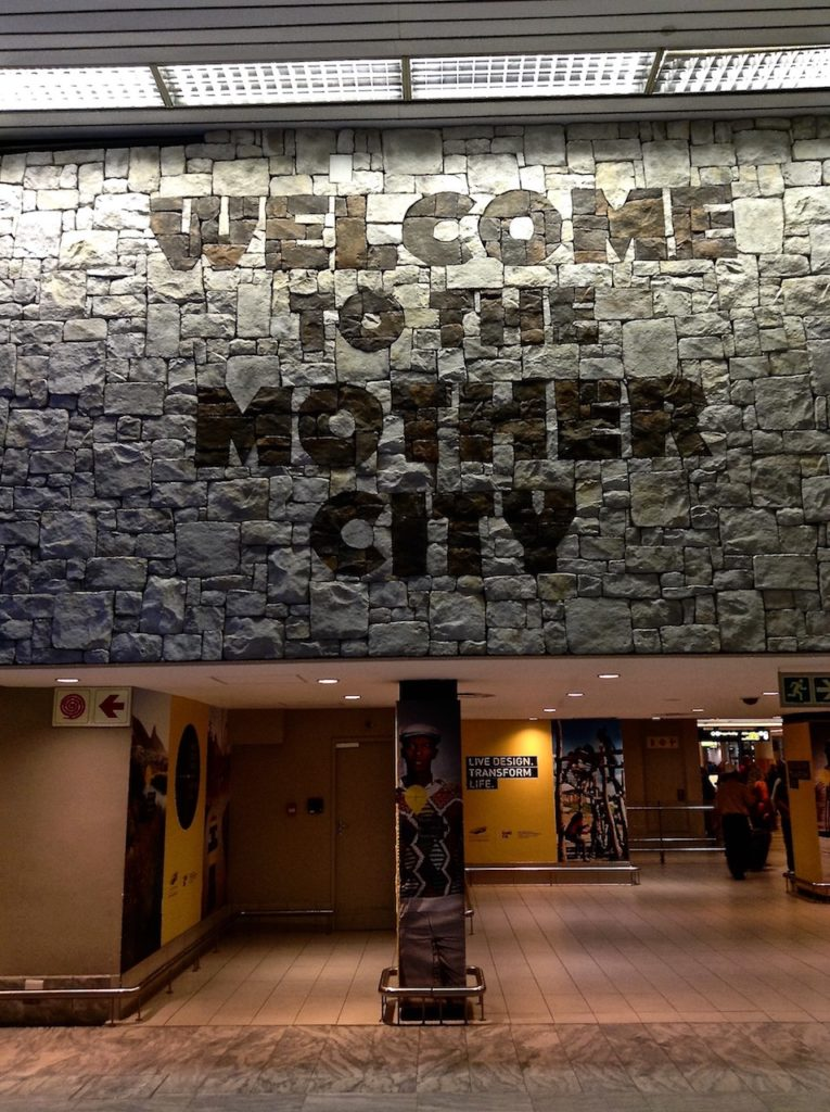 welcome to mother city