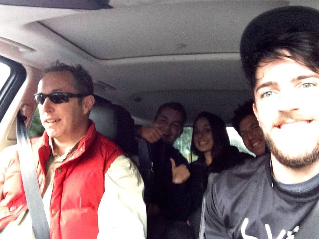 travel in car