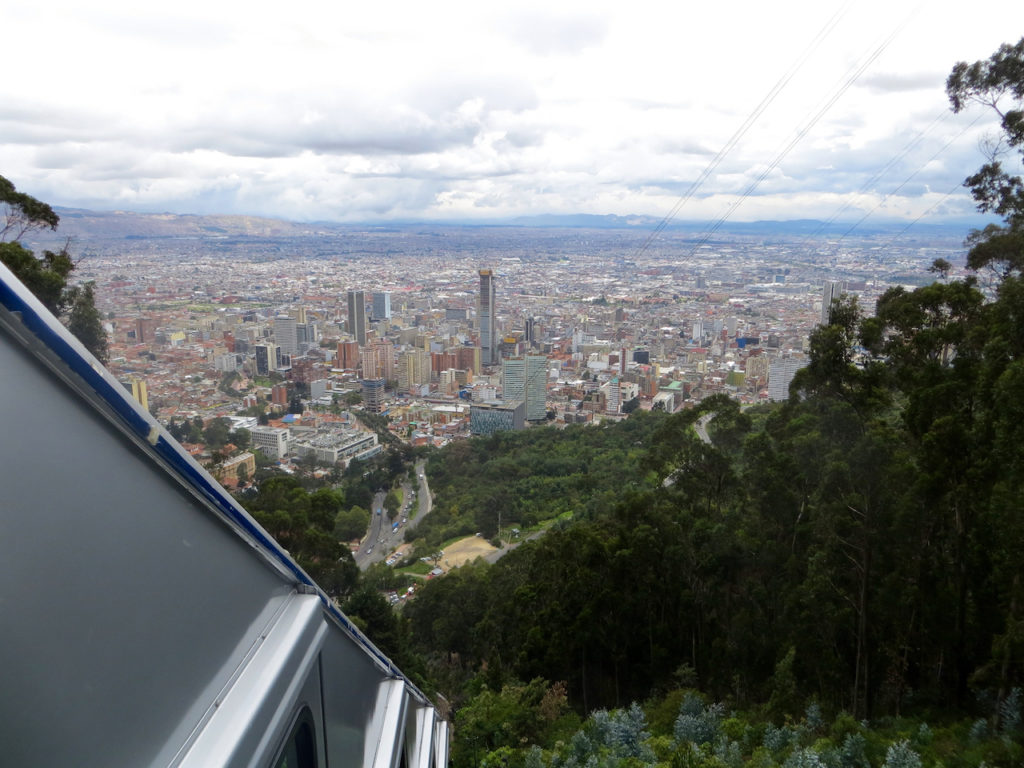 BEAUTIFUL TRAVEL TO BOGOTA