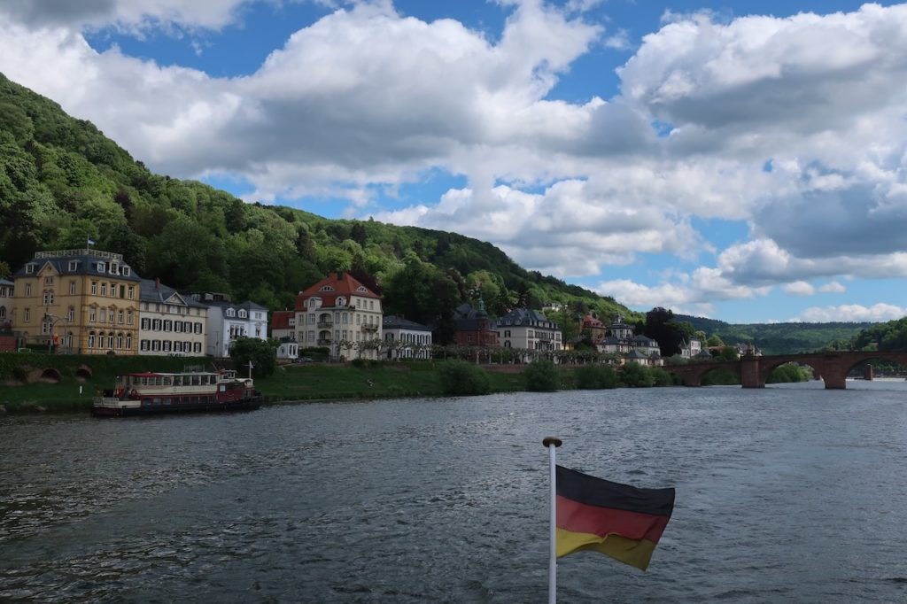 A BEAUTIFUL PLACE IN HEIDELBERG