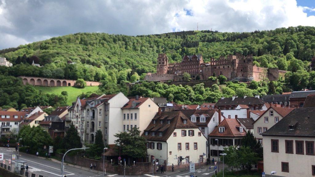 HEIDELBERG BUILDINGS
