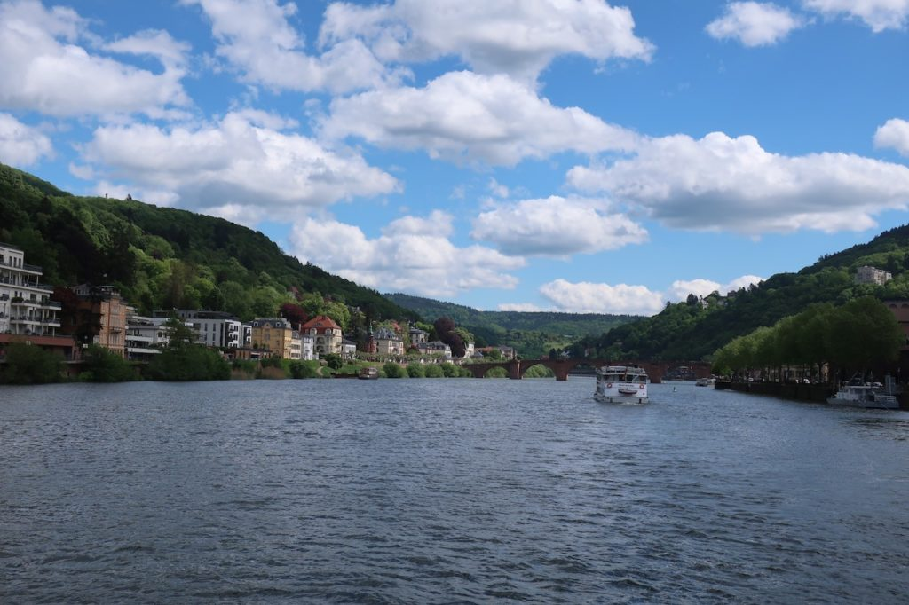 BEAUTIFUL RIVER HEIDELBERG