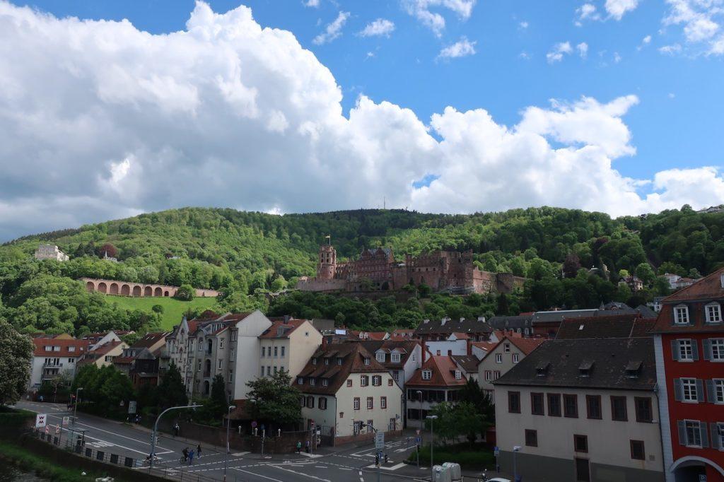 TRAVEL TO HEIDELBERG GERMANY