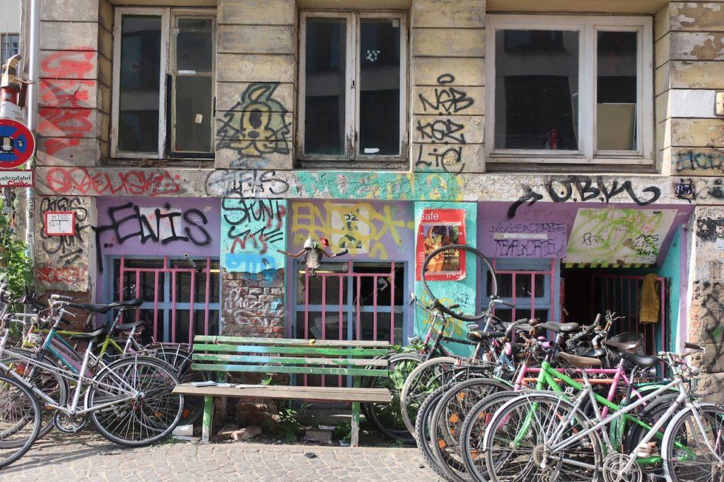CYCLE STAND HAMBURG