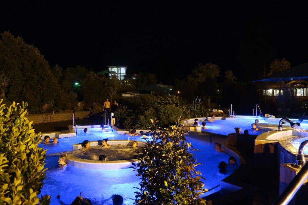 swimming pool new zealand