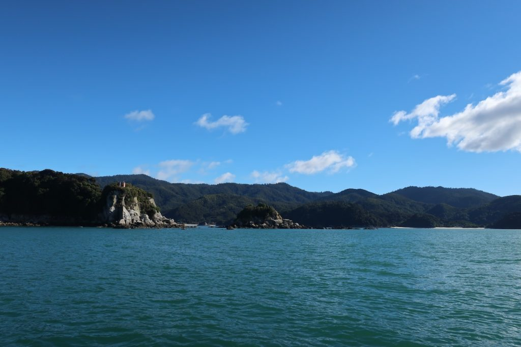 ABEL TASMAN NATIONAL PARK river