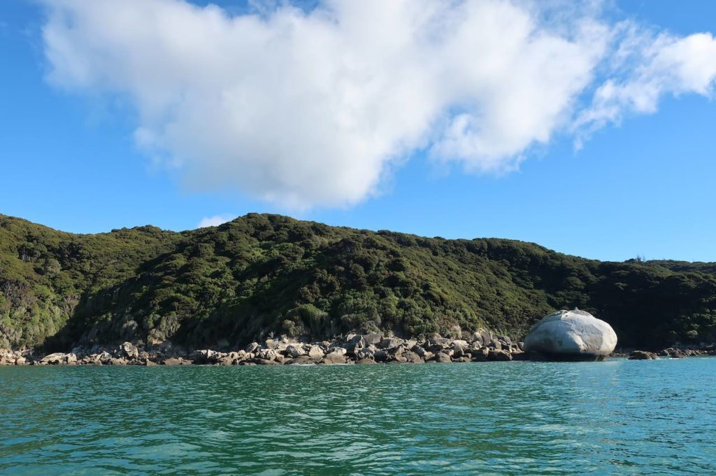 beautiful ABEL TASMAN NATIONAL PARK