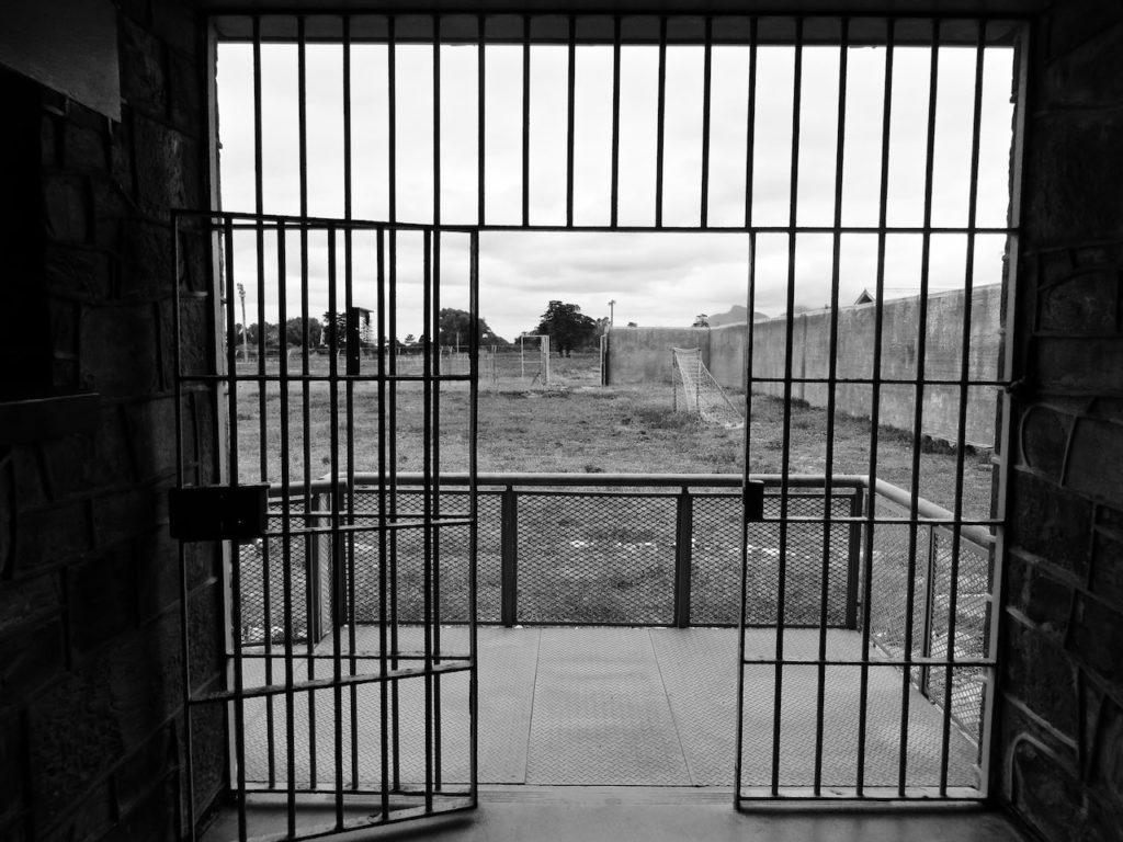 PRISON ROBBEN ISLAND TOUR