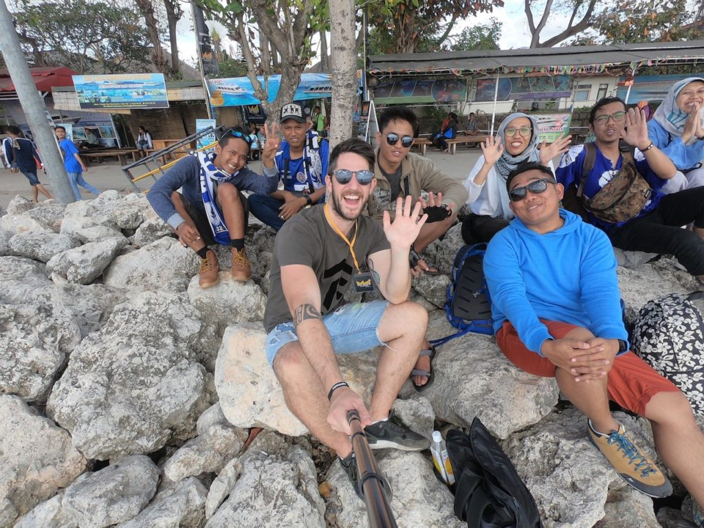 Day TRIP TO NUSA