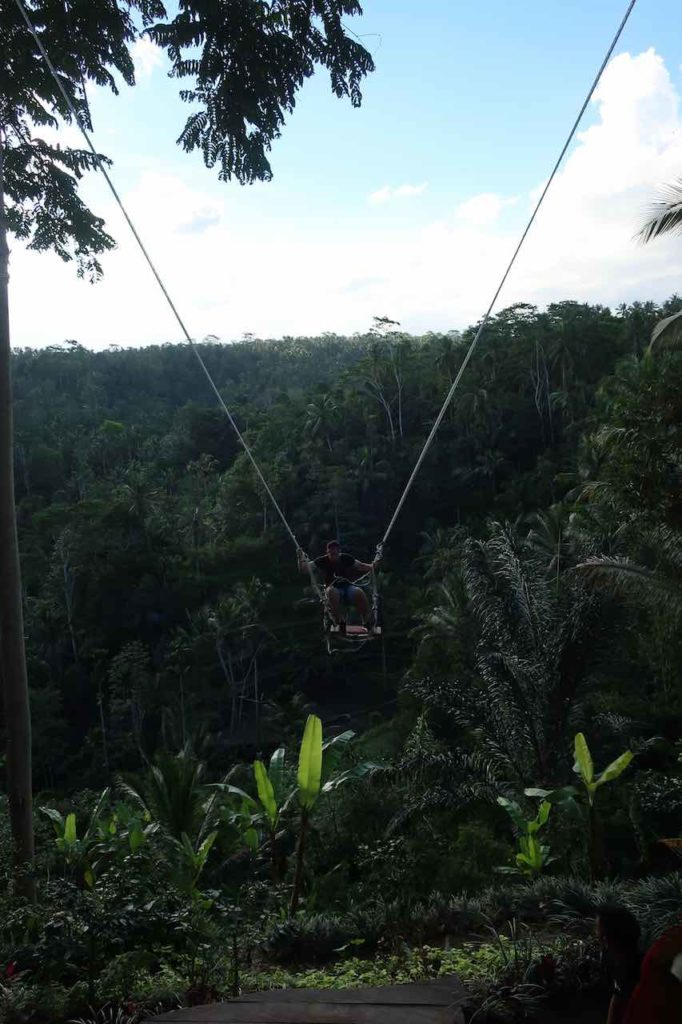 swing pic in Ubud