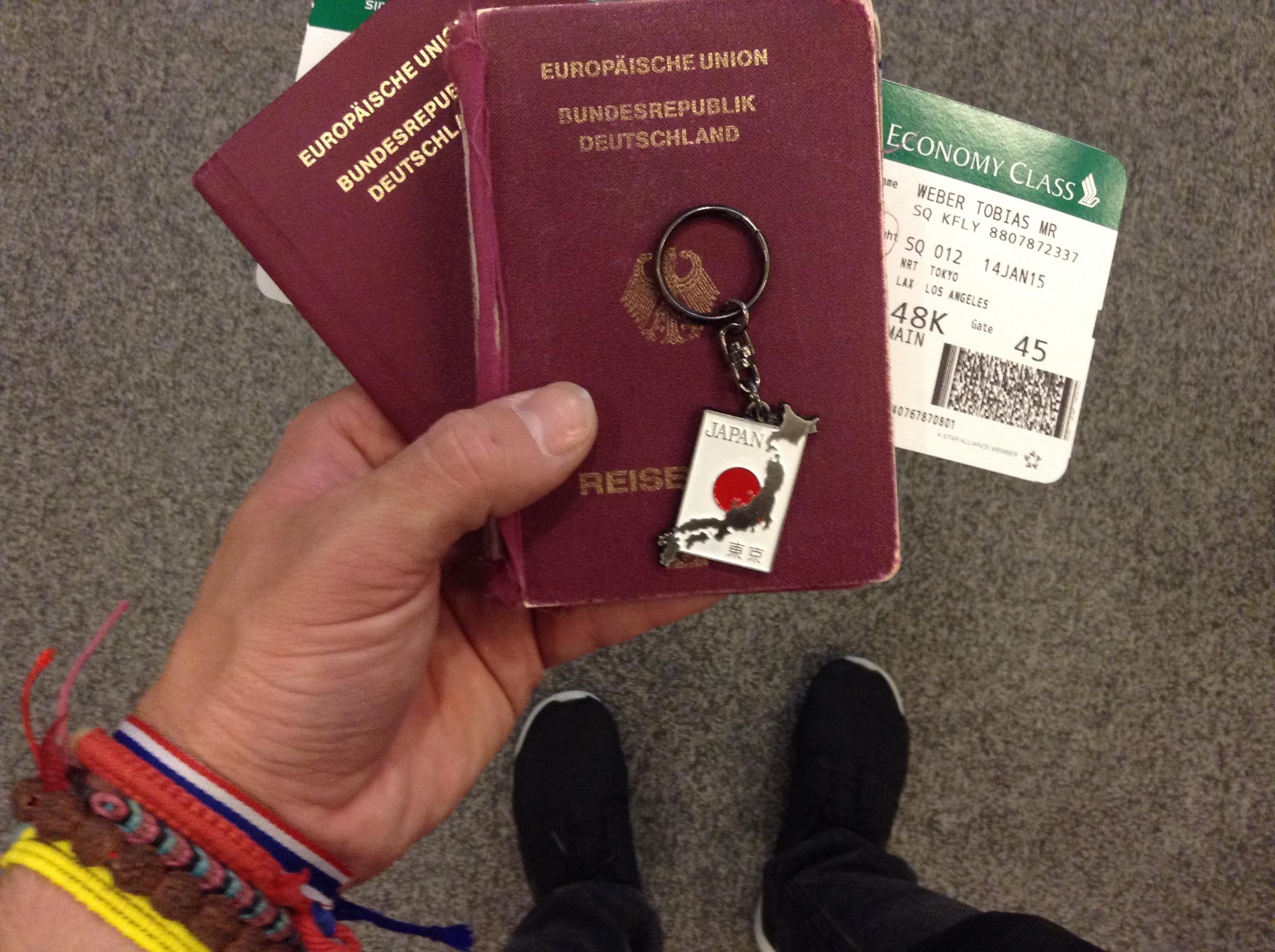 strongest passport 2018